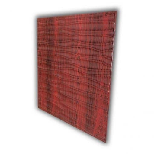 265 Faux Tin Ceiling Tile - Rosewood