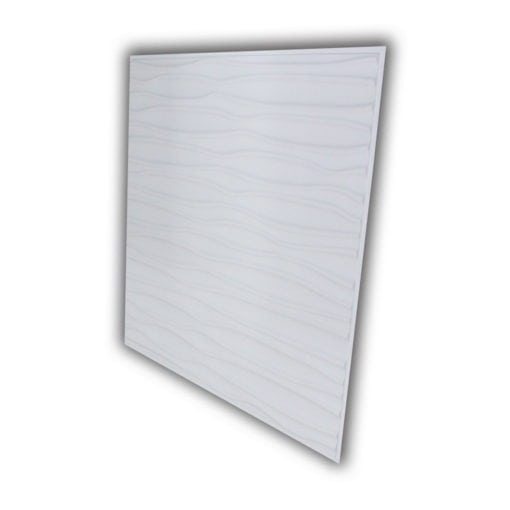 265 Faux Tin Ceiling Tile - Cream Pearl