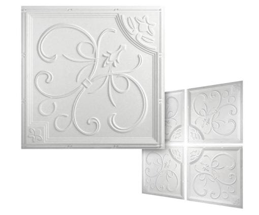 204 Faux Tin Ceiling Tile