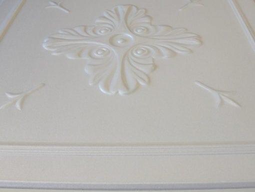 RM45 Polystyrene ceiling tile