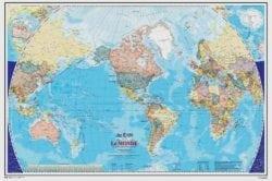 MU1037 - World Map