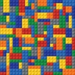 MU1519 - Toy Building Blocks