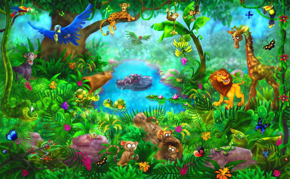 MU2076 - Jungle