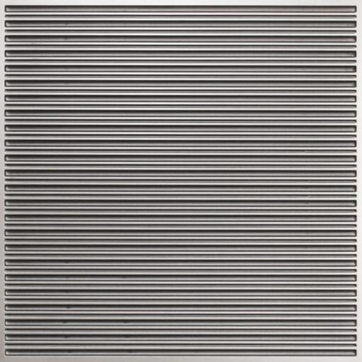 251 Faux Tin Ceiling Tile - Antique Silver