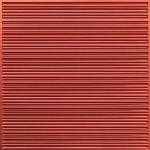 251 Faux Tin Ceiling Tile - Copper
