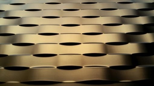 Lattice Wall panel - Bronze
