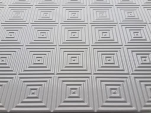 Mini Quadro Wall panel - White Pearl