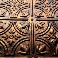 Empire Wall panel - Dark Copper