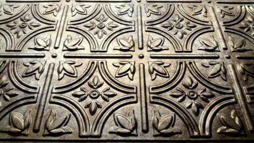 Empire Wall panel - Weathered Bronze