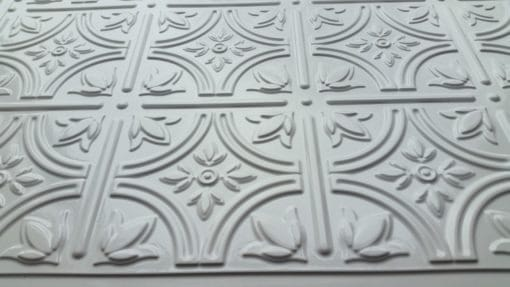 Empire Wall panel - White Glossy