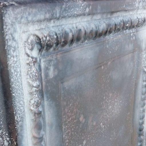 TD06 Faux Tin Ceiling Tile - Reclaimed Tin