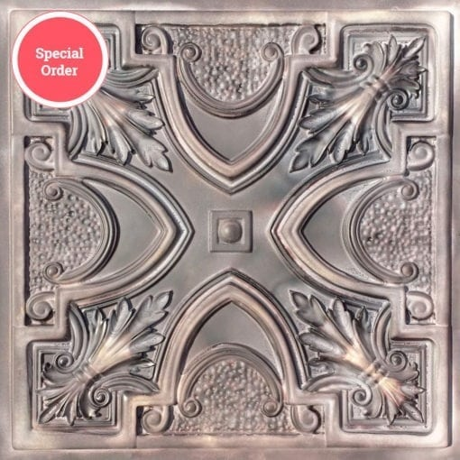 TD11 Faux Tin Ceiling Tile - Driftwood