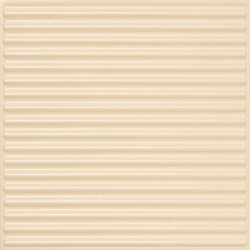 261 Faux Tin Ceiling Tile - Cream Pearl