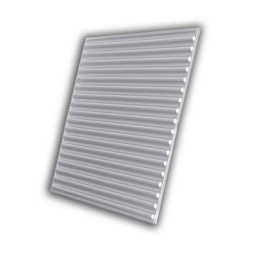 261 Faux Tin Ceiling Tile - Silver