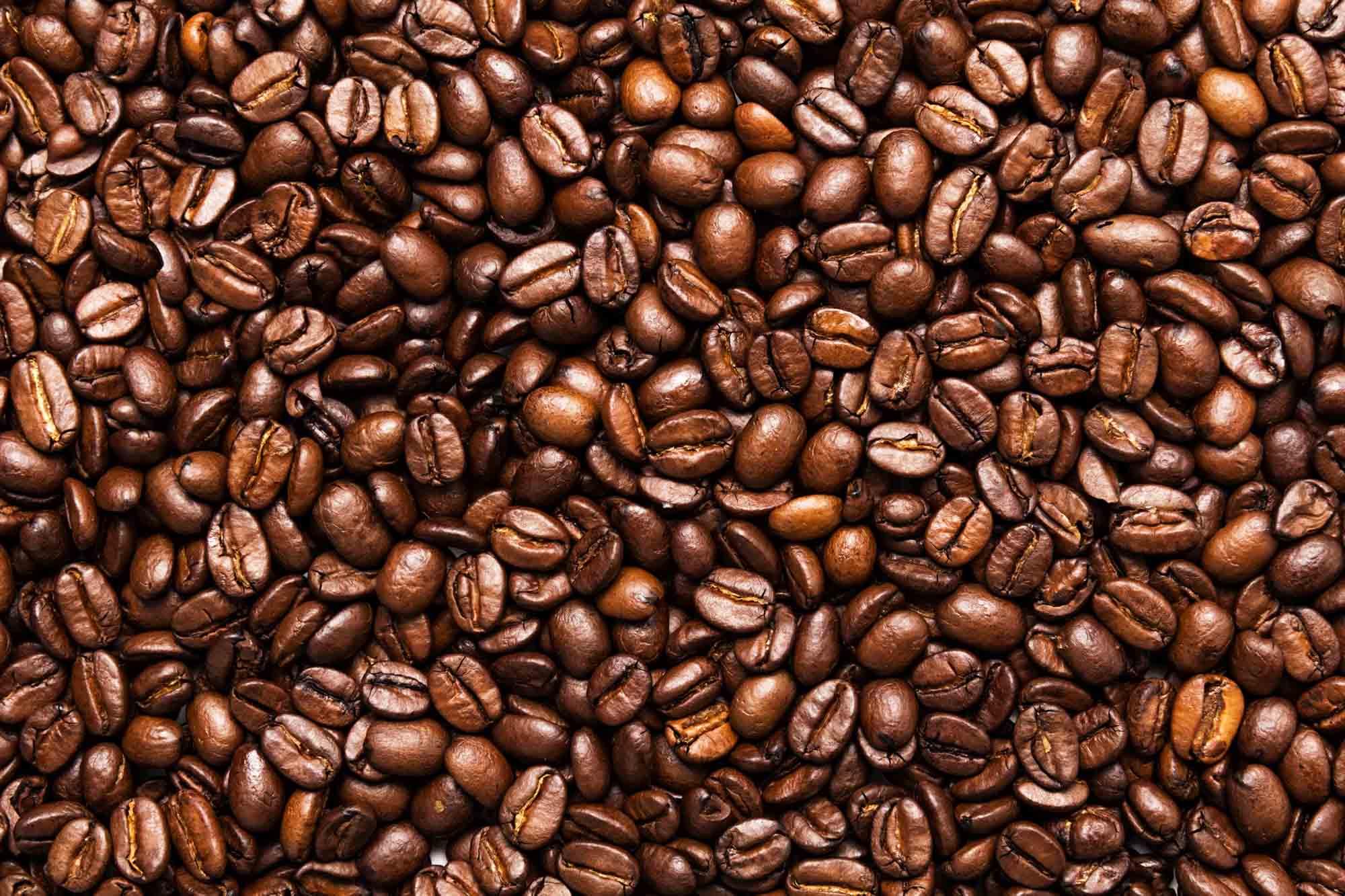 MU1424 Coffee Beans 磊 Talissa Decor | Wall Mura | Photo ...