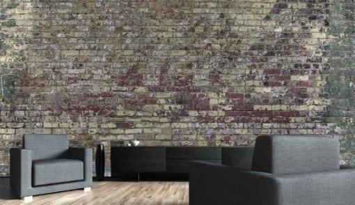 MU1558 - Vintage Brick Wall