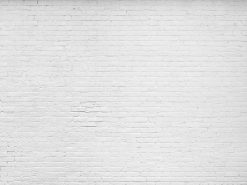 MU1561 - White Brick Wall