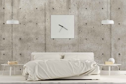 MU1571 - Sand Coloured Concrete Wall