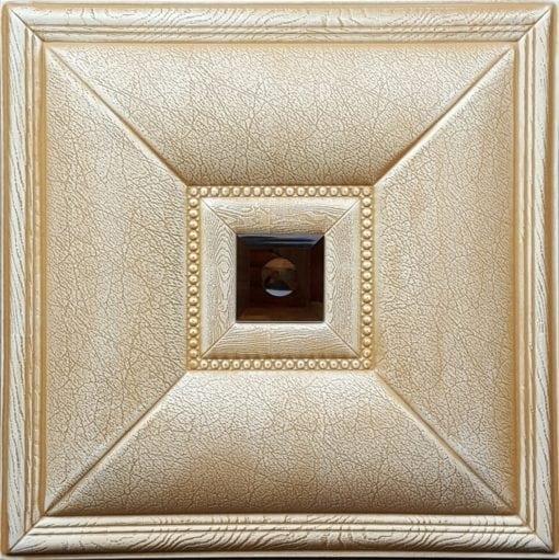 LT11 Faux Leather Panel - Butterscotch