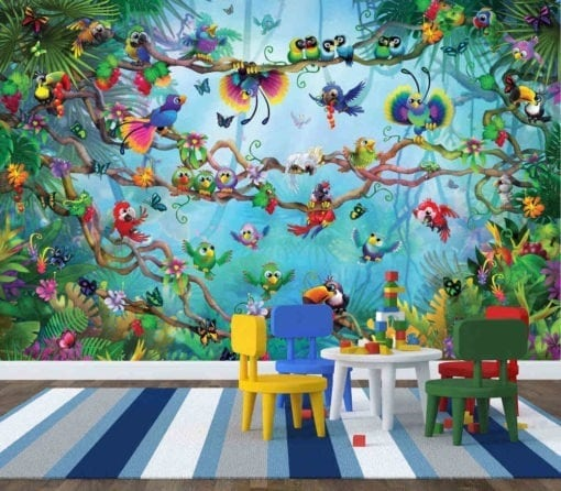 MU2201 - Bird's Paradise