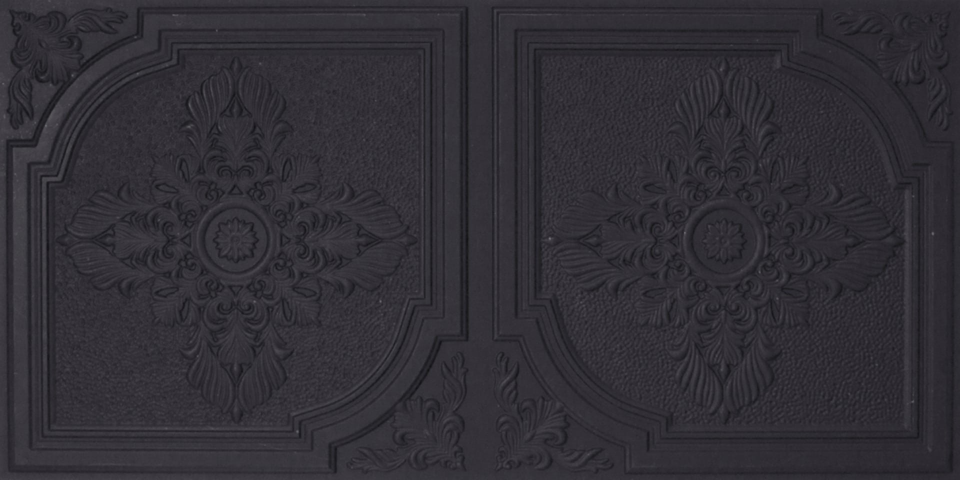 Ceiling tiles black columbialabelsfo 8280 faux tin ceiling tile ceiling tiles talissa decor dailygadgetfo Images