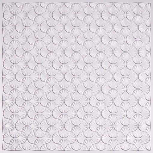 262 Faux Tin Ceiling Tile - Silver