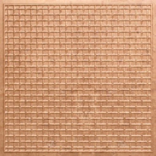271 Faux Tin Ceiling Tile - Venetian Brown