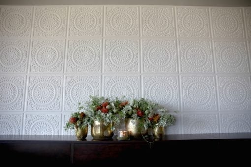 117 Faux Tin Ceiling Tile 4