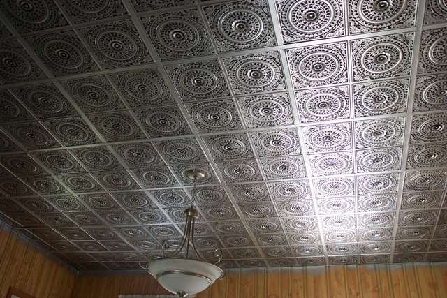 117 Faux Tin Ceiling Tile 5
