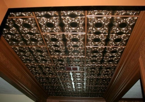 133 Faux Tin Ceiling Tile