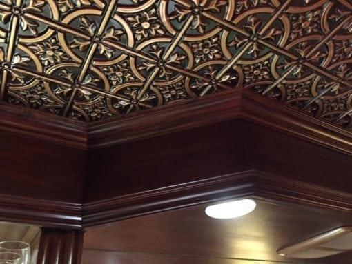 150 Faux Tin Ceiling Tile
