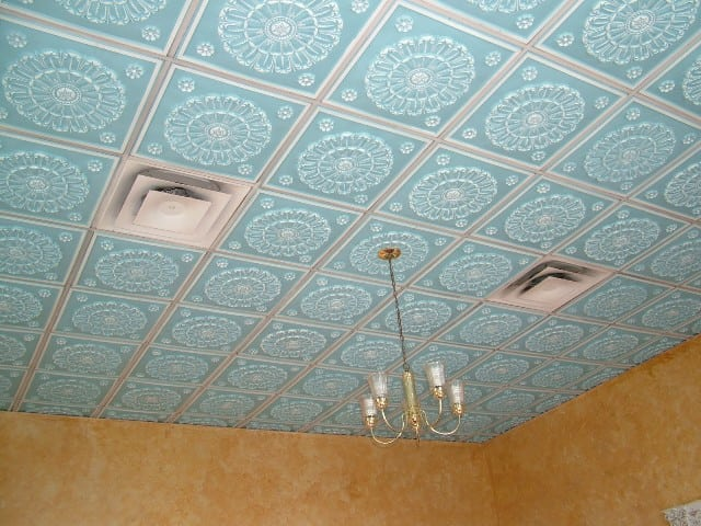 151 Faux Tin Ceiling Tile 2