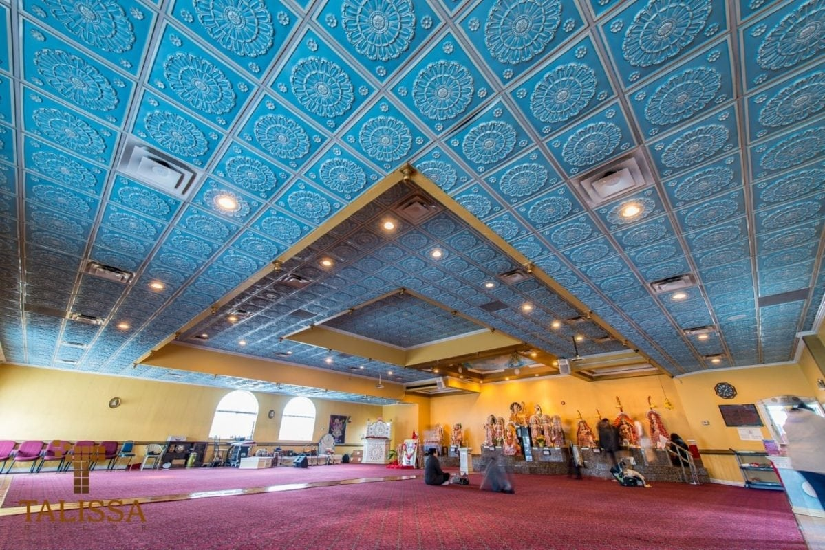 Commercial Properties Gallery - Ceiling Tiles - Talissa Decor