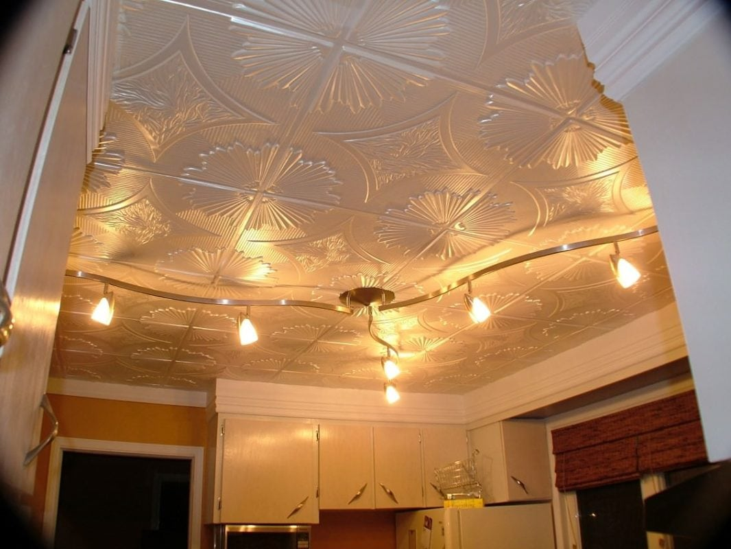 201 Faux Tin Ceiling Tile 2