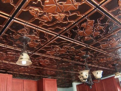 202 Faux Tin Ceiling Tile