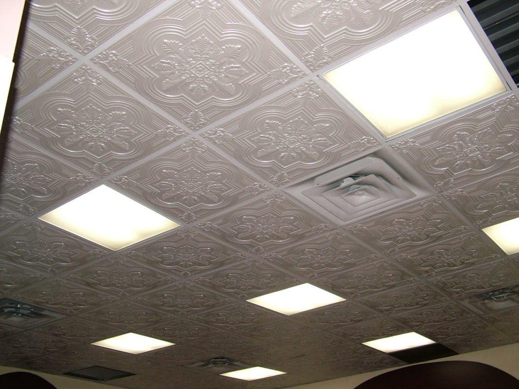 206 Faux Tin Ceiling Tile 3