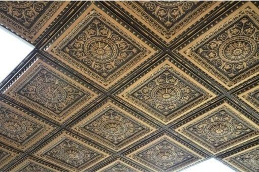 223 Faux Tin Ceiling Tile