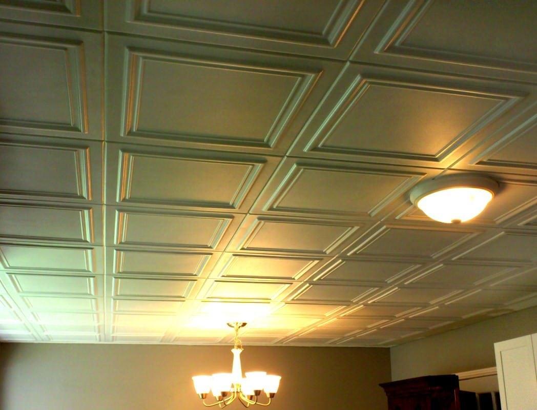 RM24 Polystyrene ceiling tile