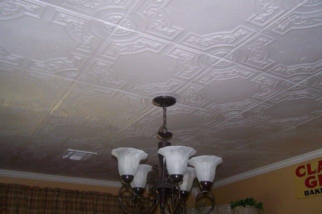 RM28 Polystyrene ceiling tile