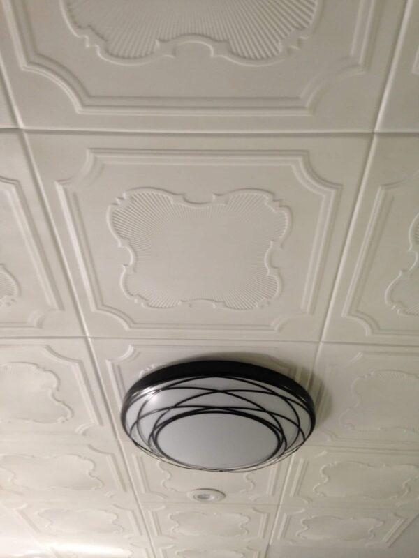 RM74 Polystyrene ceiling tile