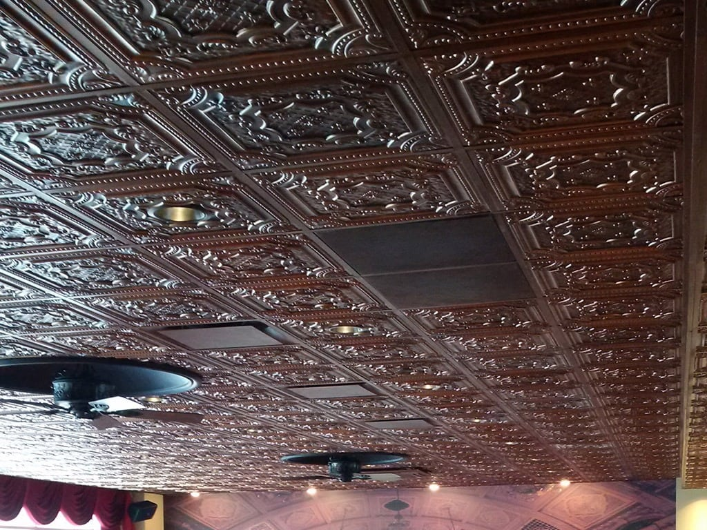 TD04 Faux Tin Ceiling_2