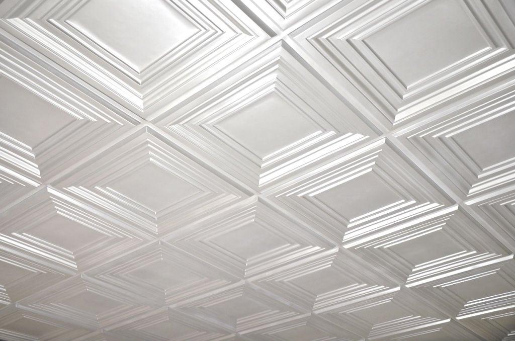 TD05 Faux Tin Ceiling Tile 2