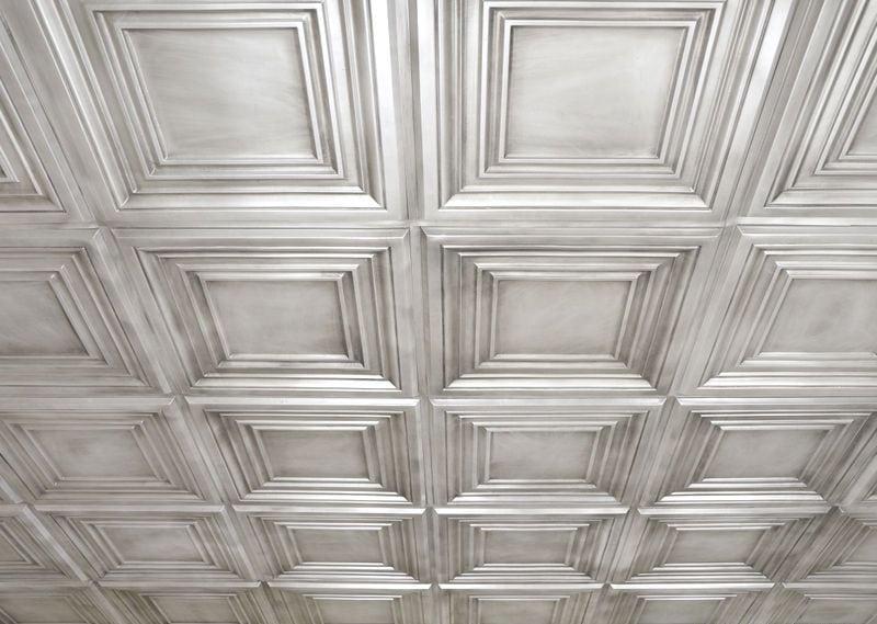 TD05 Faux Tin Ceiling Tile