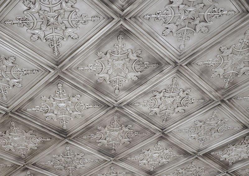 TD07 Faux Tin Ceiling Tile 2