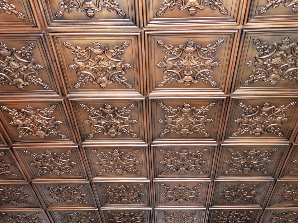TD07 Faux Tin Ceiling Tile