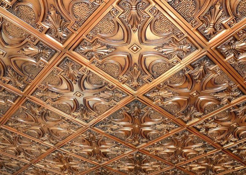 TD11 Faux Tin Ceiling Tile (2)