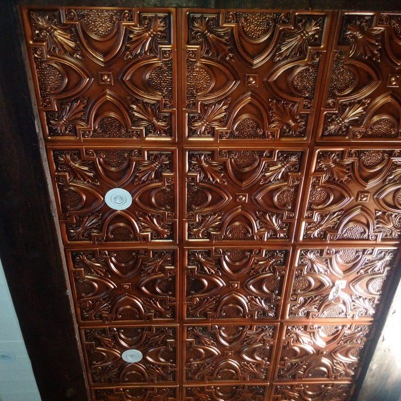 TD11 Faux Tin Ceiling Tile 4