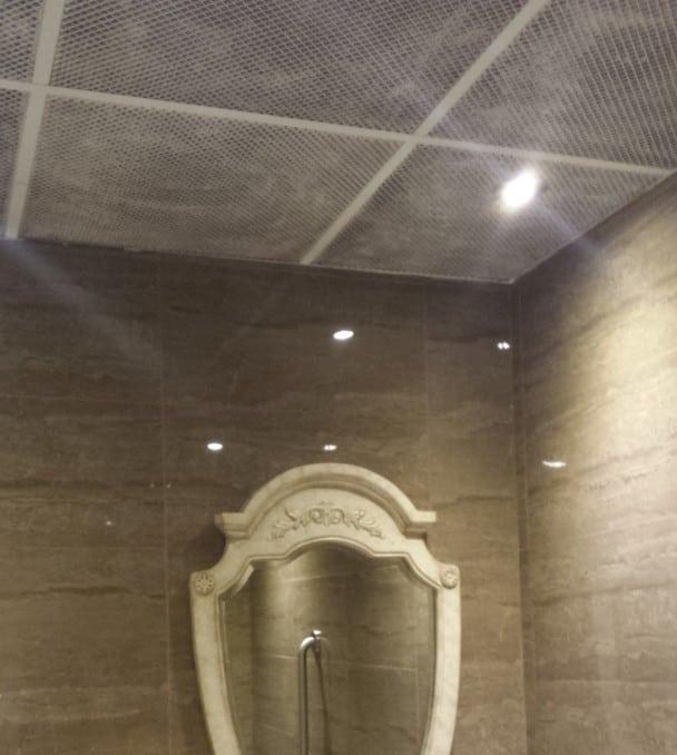 TD20 Faux Tin Ceiling Tile