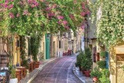 1649_Alley in Athens, near the Acropolis