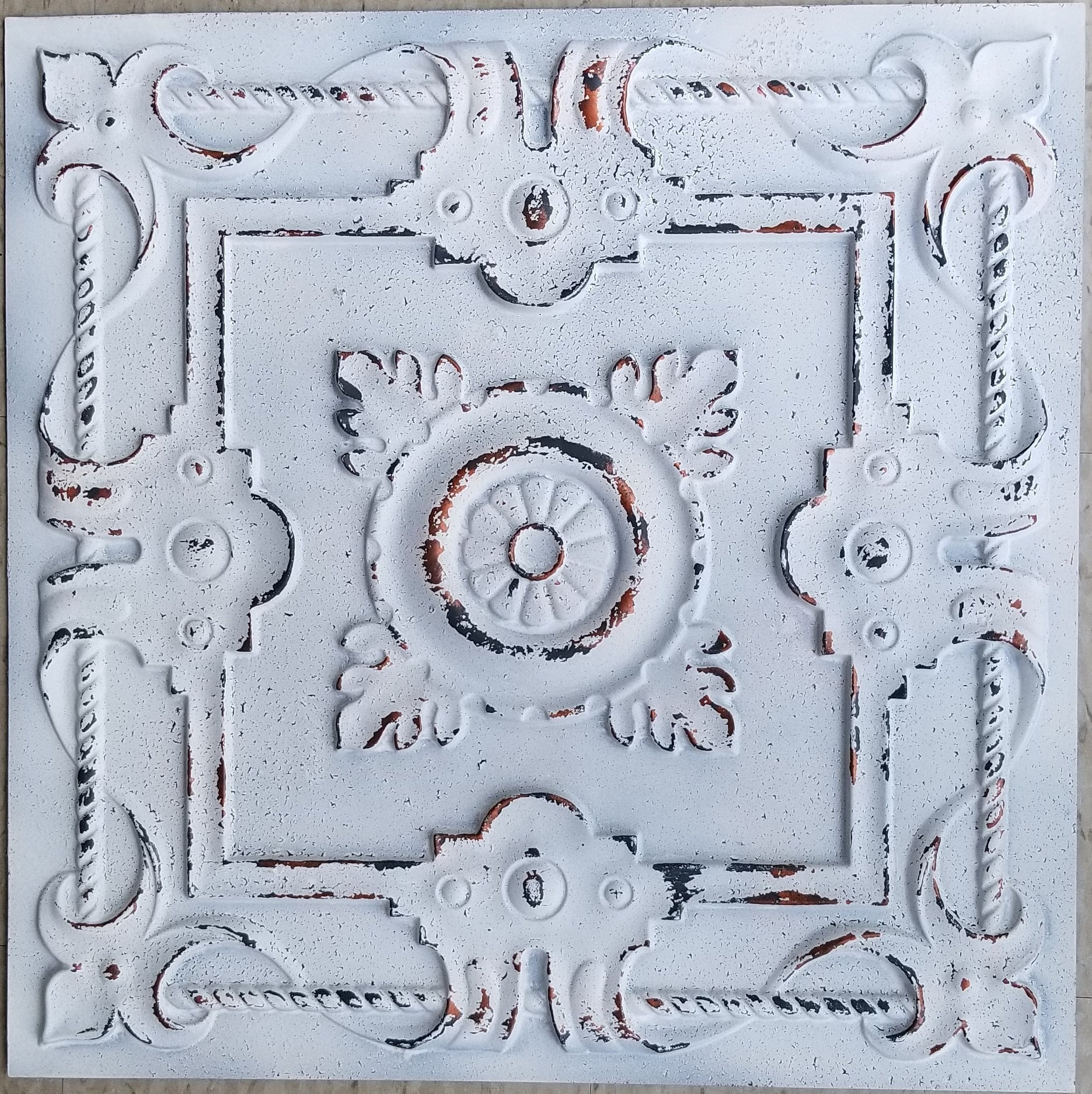 TD29 Faux Tin Ceiling Tile | Ceiling Tiles |Talissa Decor |PVC Tiles ...